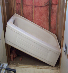 Green Guys Junk Removal does bath tub removal in sarasota fl