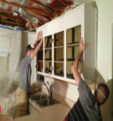 Green Guys Junk Removal provides kitchen demolition in sarasota fl